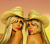 Barbi Twins and Amy Nelson speak out on the horse issue (cilck image to hear podcast)