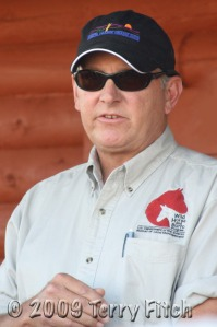 Billings BLM Field Agent, Jim Sparks, Operations Manger of botched Pryor gather