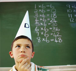 Even an Elementary School Dunce knows math better than the BLM