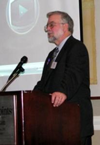 President of the Equine Welfare Alliance ~ John Holland