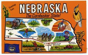 Graphic of Nebraska