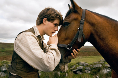 "Scene from Spielburg's upcoming film ""War Horse"" - photo by Andrew Cooper"