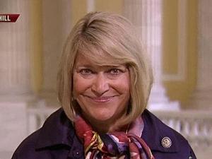 "Rep. Cynthia Lummis (WY) channeling ""Slaughterhouse"" Sue Wallis' horse hater rhetoric"