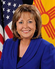Susana Martinez Governor of New Mexico