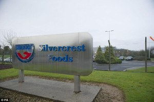Shocking: Tests carried out at Silvercrest in Ireland have confirmed that a powder imported from Holland caused the contamination