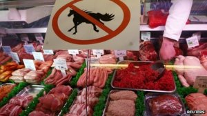 No to Horse Meat