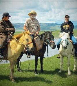 Horseback May Issue