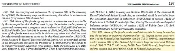 USDA Budget 4-10-13