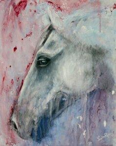 Rain Horse courtesy of Lydia Rose