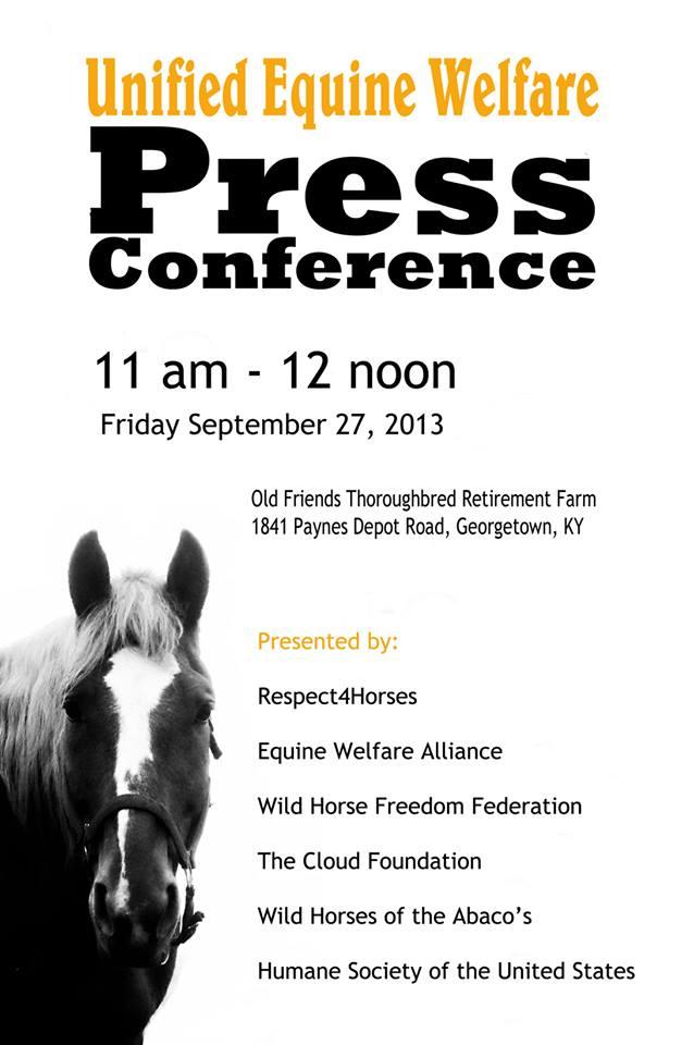 Pro-Horse Press Conference