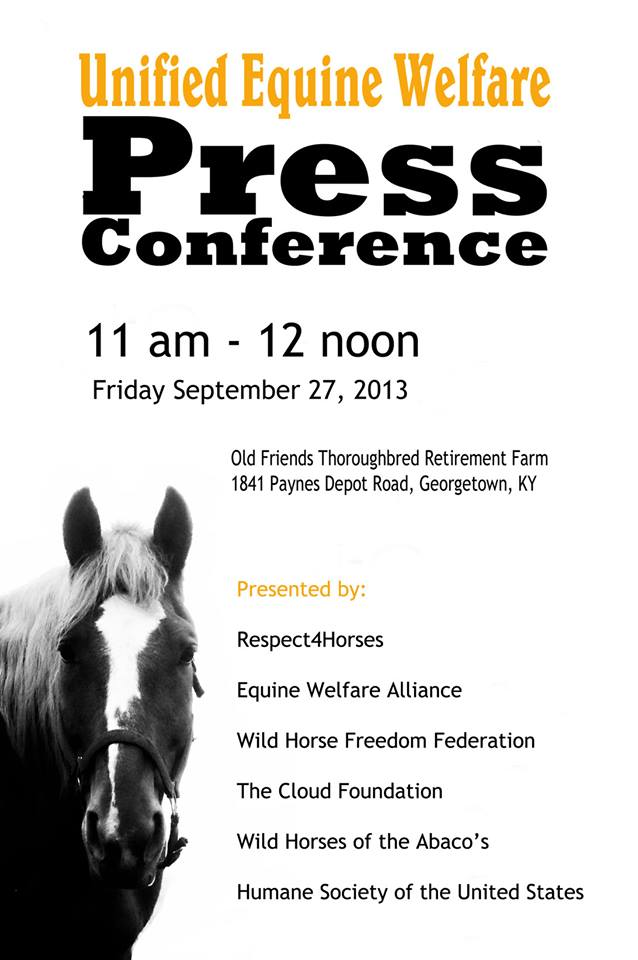 Pro-Horse Press Conference