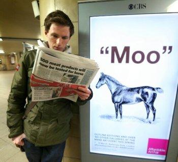 UK Horsemeat Mess