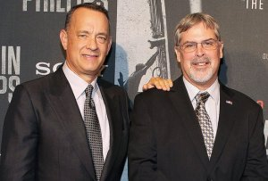 Tom Hanks and Captain Phillips