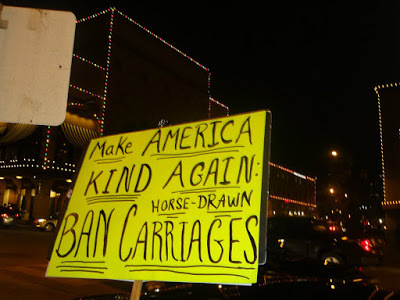 Kansas City – horse-carriage accident it could easily happen